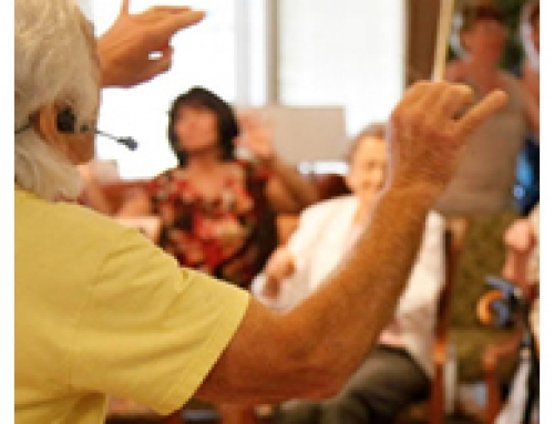knowledgeable about all things related to senior care